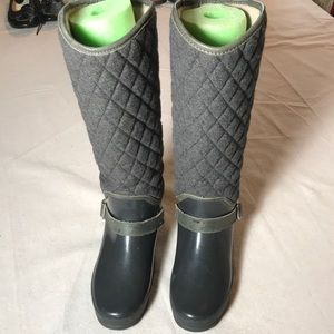 Sperry Waterproof Rain Boots